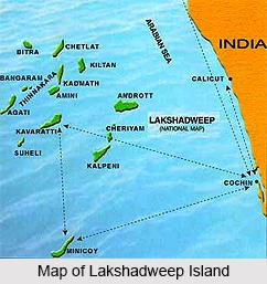 Lakshadweep, Indian Union Territory