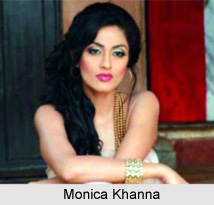 Monica Khanna, Indian Television Actress