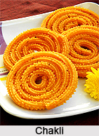 Murukku, Indian Snacks