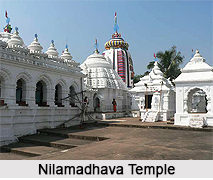 Nilamadhava Temple, Nayagarh District, Odisha