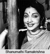 Paluvayi Bhanumathi Ramakrishna, Indian Film Actress