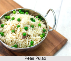 Peas Pulao