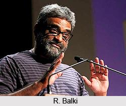 R. Balki, Indian Film Director