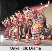 Rahasa, Oriya Folk Drama