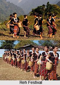 Reh, Indian Festival