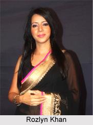 Rozlyn Khan, Bollywood Actress