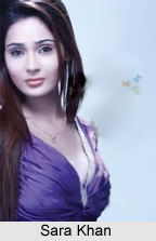 Sara Khan, Indian Model