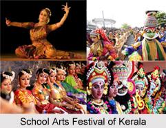 School Arts Festival of Kerala