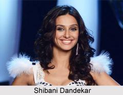 Shibani Dandekar, Indian Actress