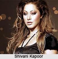 Shivani Kapoor, Indian Model