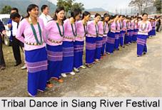 Siang River Festival