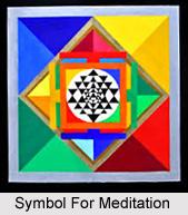 Symbol For Meditation, Yantras