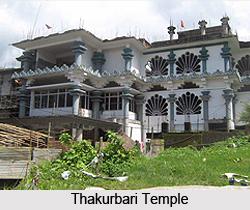 Thakurbari Temple, Gangtok