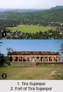 Tira Sujanpur, Hamirpur district, Himachal Pradesh