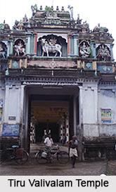 Tiru Valivalam Temple, Tamil Nadu