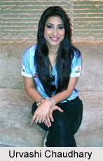 Urvashi Chaudhary, Indian Model
