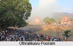 Uthralikavu Pooram, Kerala