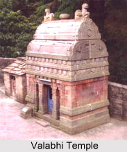 Valabhi Temple in North India
