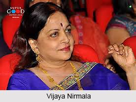 Vijaya Nirmala, Indian Actress