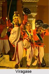 Viragase, Indian Folk Form