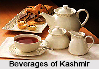 Beverages of Kashmir, Kashmiri Cuisine