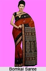 Bomkai Sarees, Sarees of East India