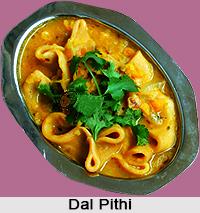 Dal Pithi, Bihari Cuisine