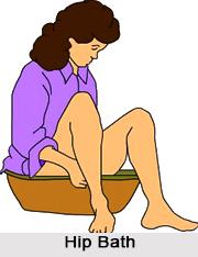 Hip Bath, Bath Therapy