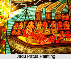 Jadupatua Paintings