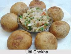 Litti Chokha, Bihari Cuisine