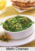 Methi Chaman, Kashmiri Cuisine