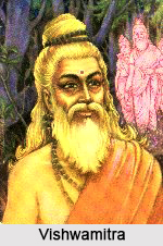 Vishwamitra , Indian Sage