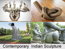Contemporary Indian Sculpture