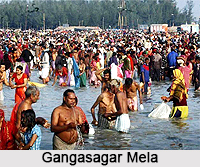 Gangasagar Mela, West Bengal
