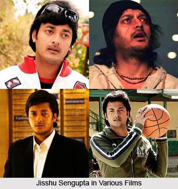 Jisshu Sengupta, Indian Actor