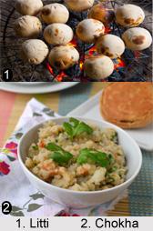 Bihar Cuisine, Indian Food