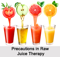 Raw Juice Therapy, Indian Naturopathy