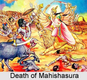 Origin of Goddess Durga