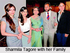 Sharmila Tagore, Bollywood Actress