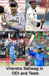 Virender Sehwag, Indian Cricket Player