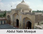 Abdul Nabi Mosque, Delhi
