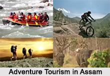 Adventure Tourism in Assam