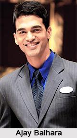 Ajay Balhara, Indian Model