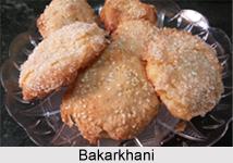 Bakarkhani, Kashmiri Cuisine