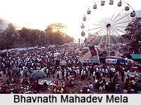 Bhavnath Mahadev Mela, Junagarh, Gujarat