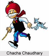 Chacha Chaudhary, Characters in Indian Comics Series
