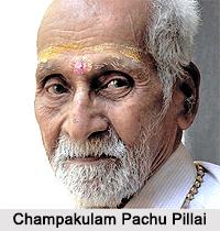 Champakulam Pachu Pillai, Kathakali Dancer