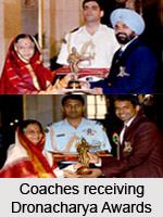 Dronacharya Awards, Indian Sports Awards