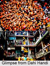 Dahi Handi, Indian Festival