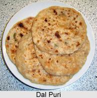 Dal Puri, Bihari Cuisine